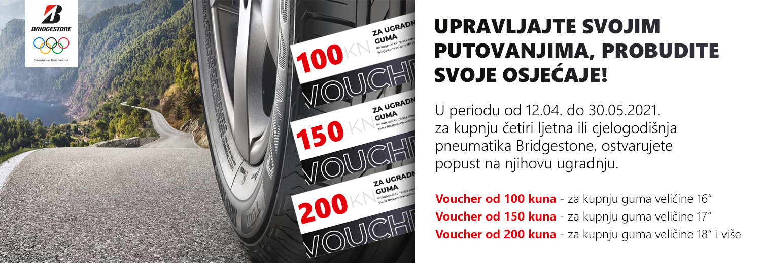 Bridgestone Voucher