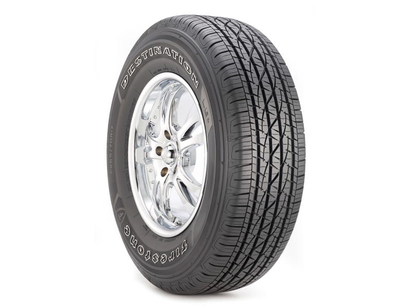 FIRESTONE 225/65 R 17 DESTINATION HP 102H DOT1017