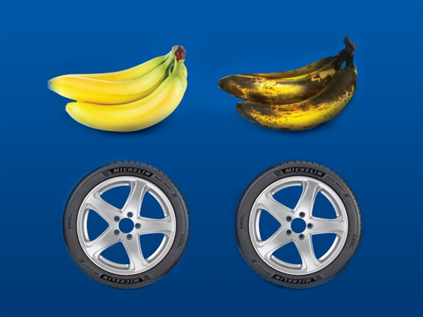 Pneumatici nisu banane