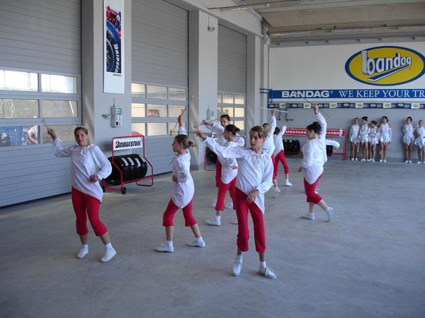Sa otvorenja gumi centra KMD Babić